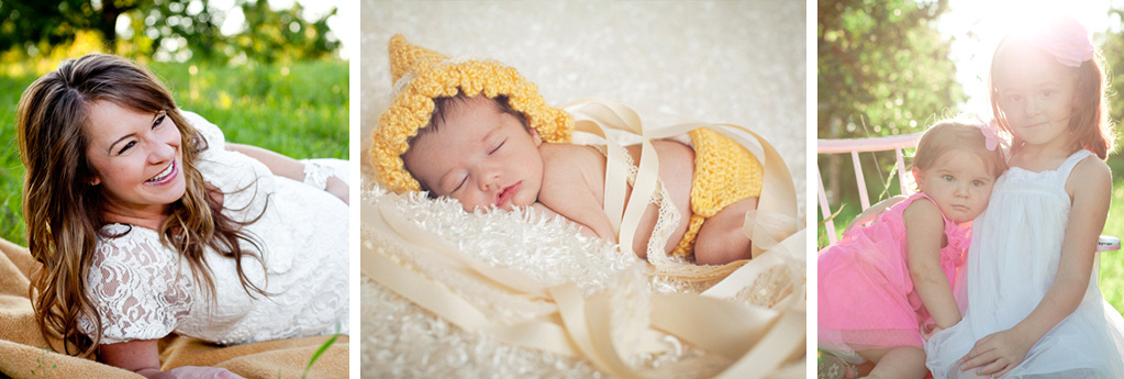 Yakima Newborn Photographer